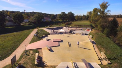 skate park de Saint-Orens