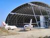 Aéroscopia, le musée dédié à l'aéronautique, situé à proximité des usines d'assemblage d'Airbus.