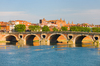 loi pinel toulouse - vue de Toulouse et du pont de pierre