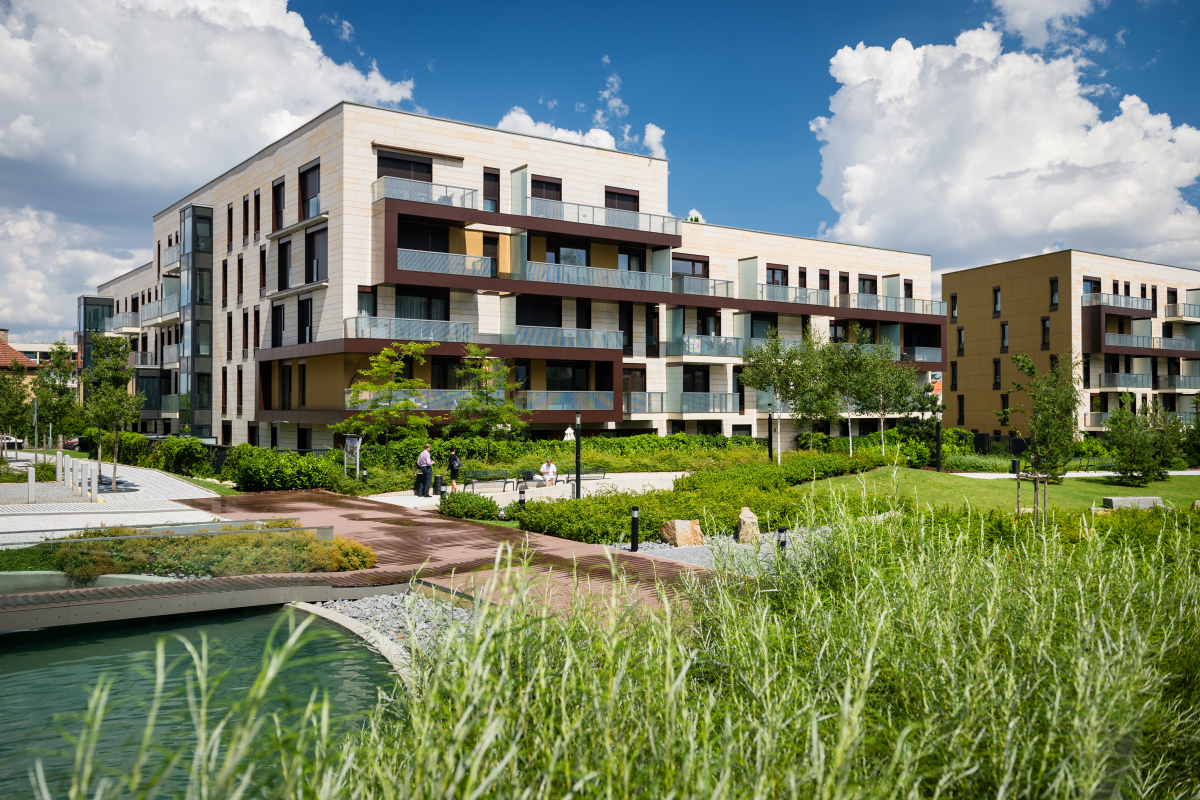 loi pinel toulouse - Un programme immobilier neuf venant de sortir de terre