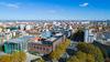 investir a toulouse - le quartier de Compans-Caffarelli vu du ciel