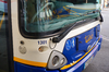 Projets de transports à Toulouse – Devanture d'un bus Tisséo à Toulouse